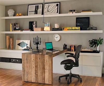 home office decasapramoda blog. Black Bedroom Furniture Sets. Home Design Ideas