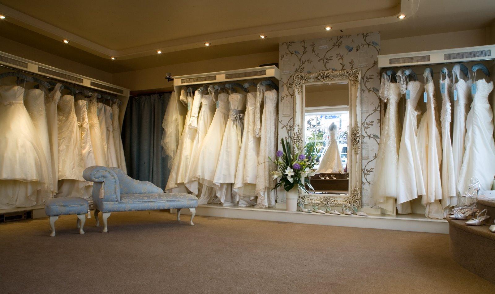 decoracao de interiores lojas:Bridal Boutique Interior Design