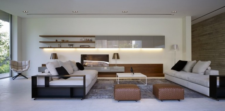 Neutra, minimalista e muito acolhedora!