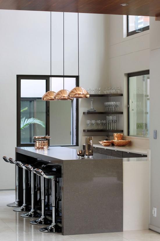 Cozinha minimalista!