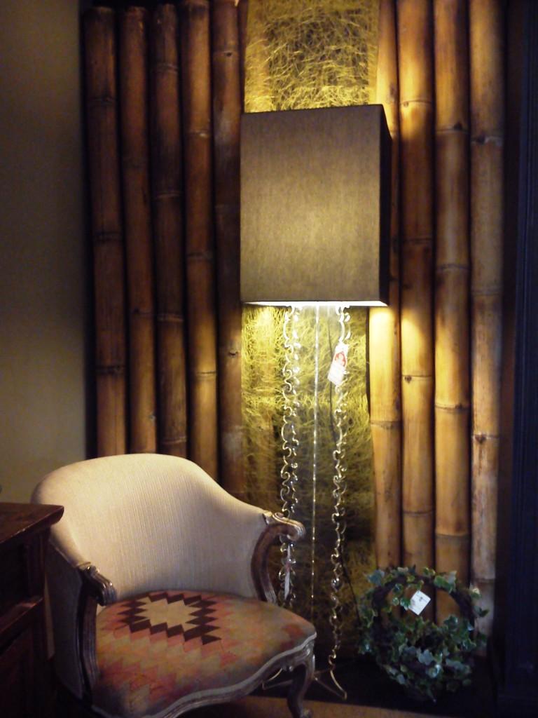 Bambus!! Um recurso natural se tornou sofisticado!!!