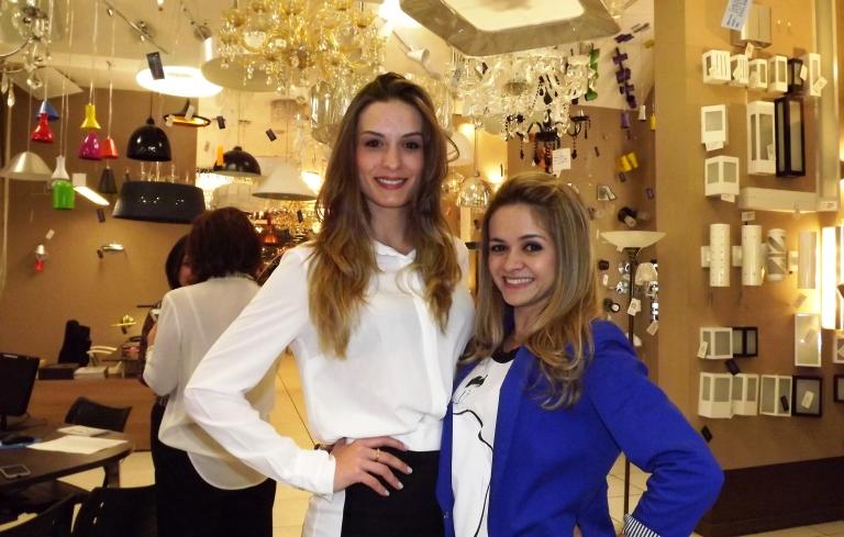 Sara Perez e eu!!!