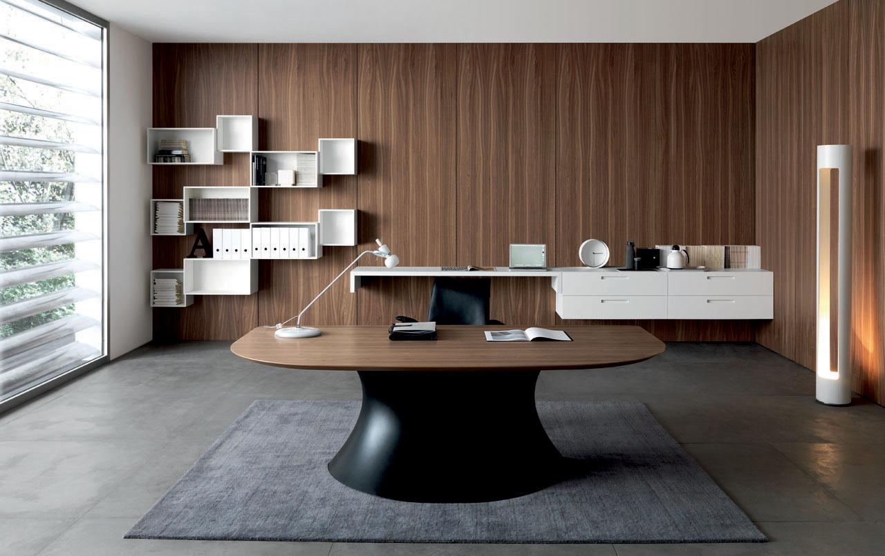 Paredes em destaque decasapramoda blog - Bureaux modernes design ...