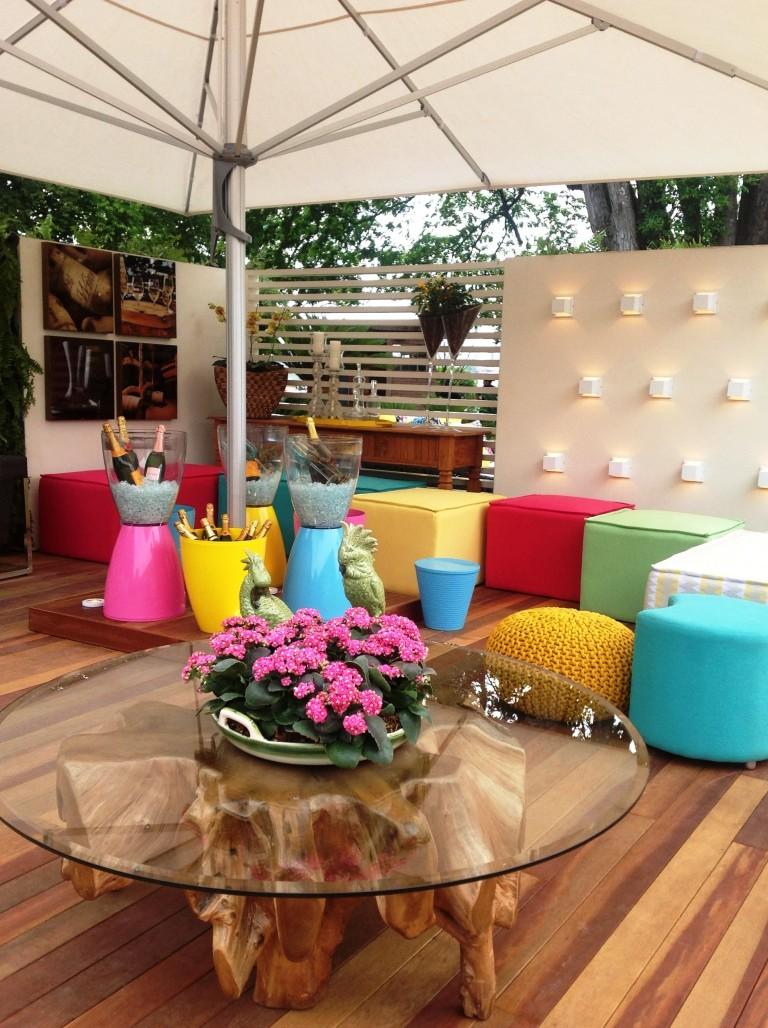 Lounge do Restaurante Casa Cor Interior 2013