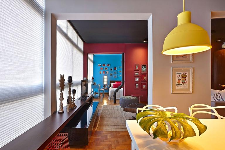 apartamento colorido 14