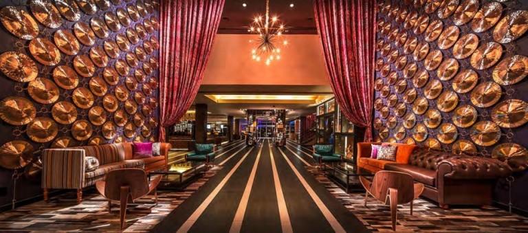 Hard Rock Hotel Palm Springs - California - Decasapramodablog 1