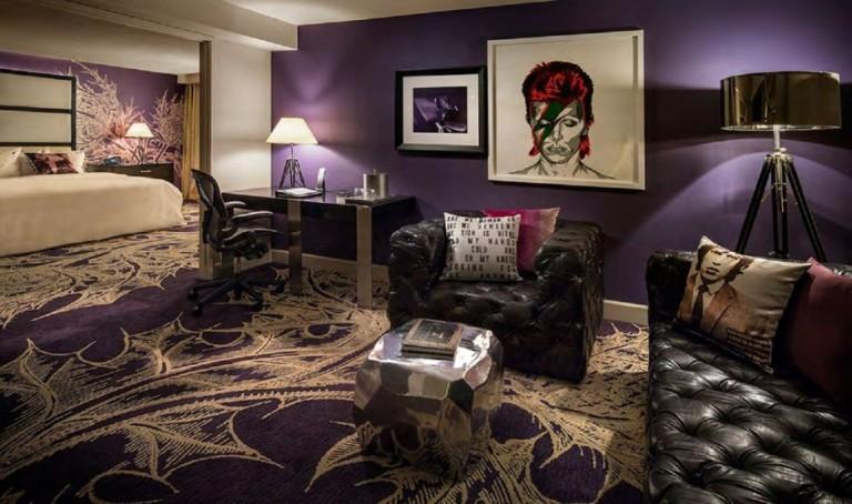 Hard Rock Hotel Palm Springs - California - Decasapramodablog12