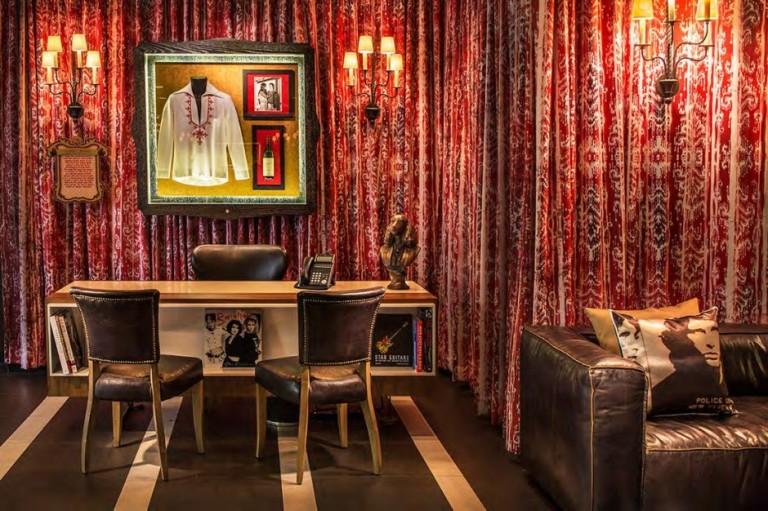 Hard Rock Hotel Palm Springs - California - Decasapramodablog2