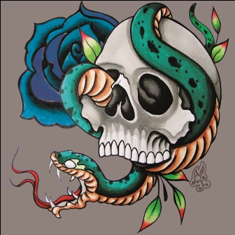 tattoo_snake