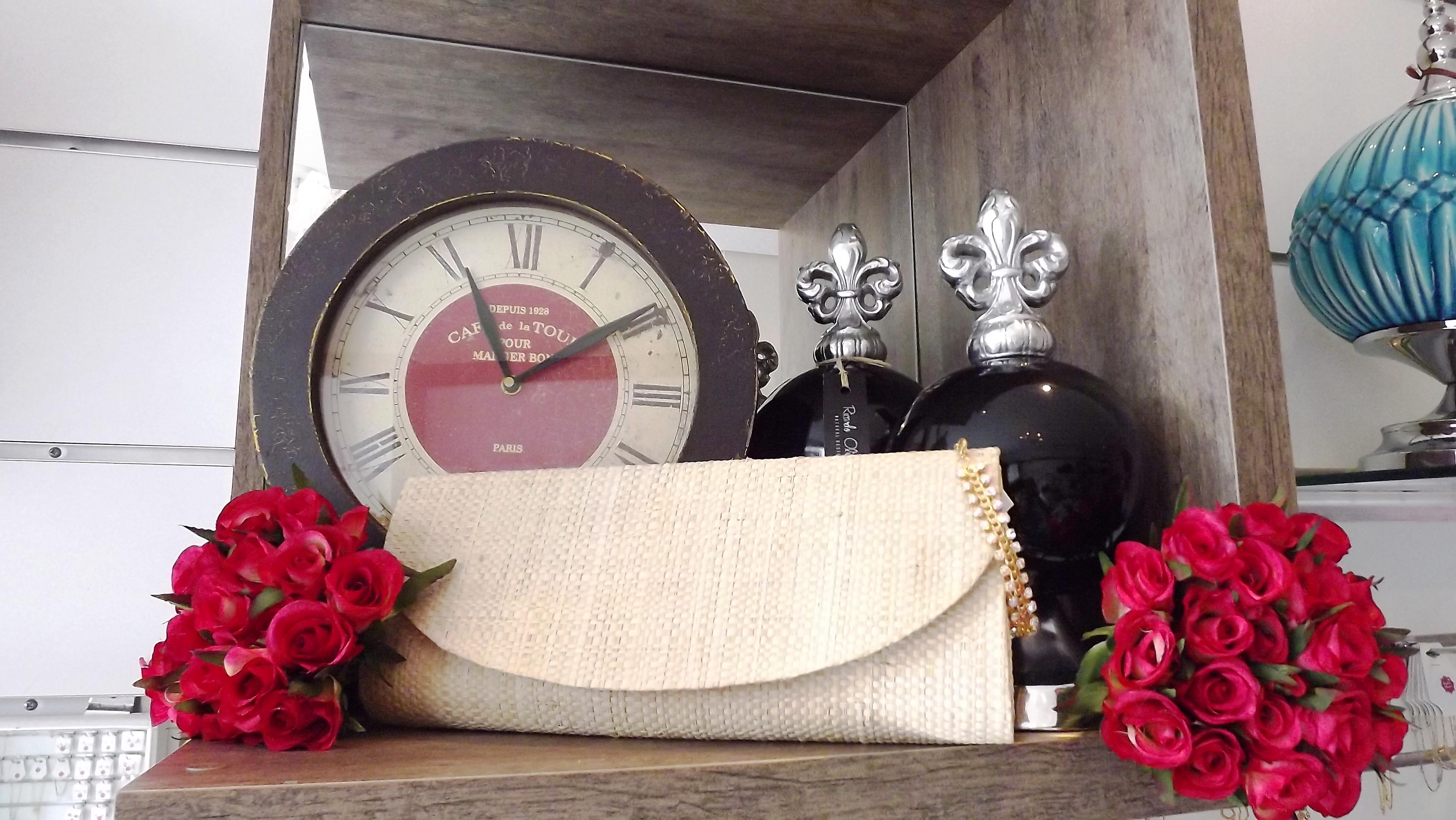 Composição das peças de decoração e moda!!