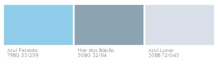 Coral Azul Tinta ~ Quartos de beb u00ea!!! u2013 Decasapramoda Blog