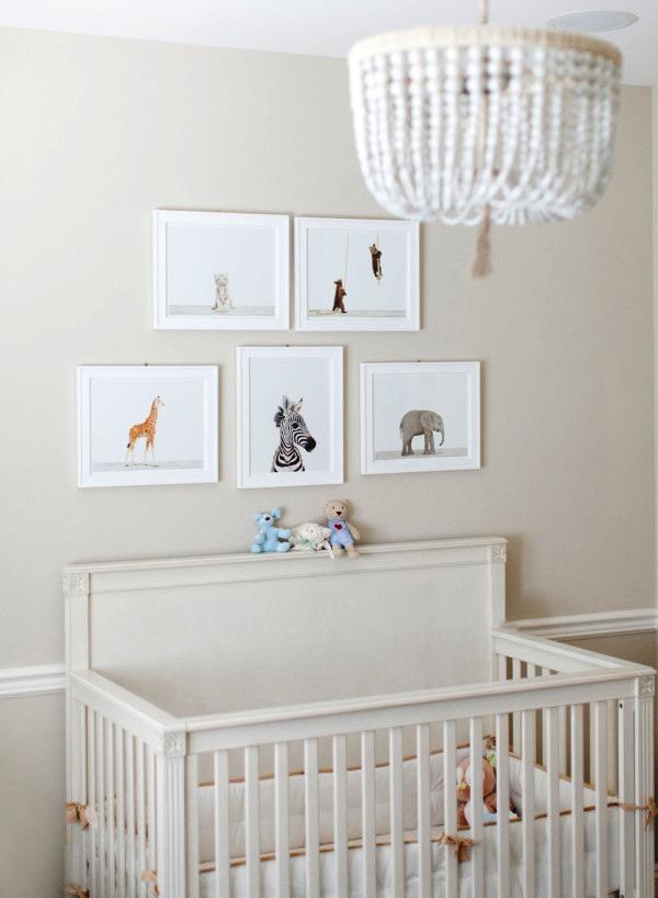 decor quarto bebê