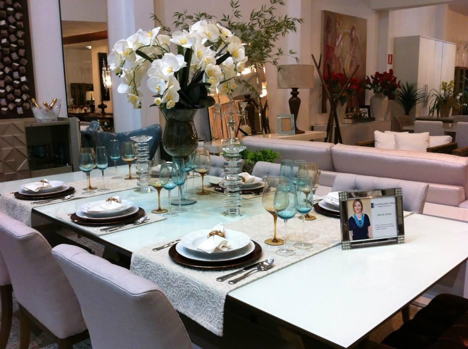 detalhes mesa de jantar