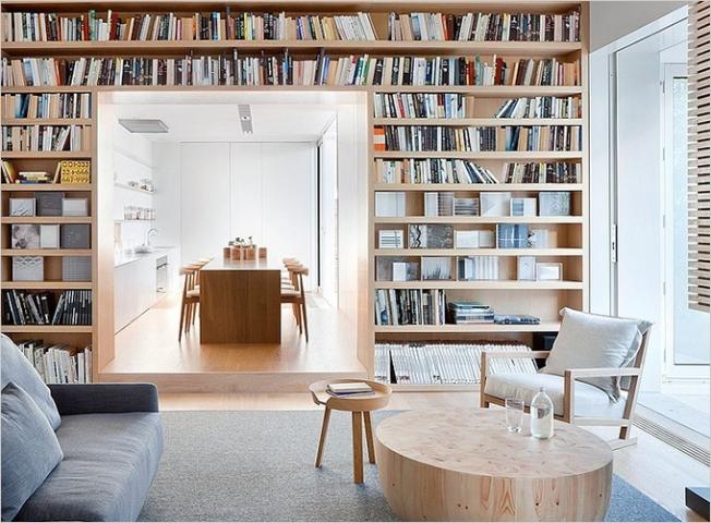 livros e prazer de morar bem!