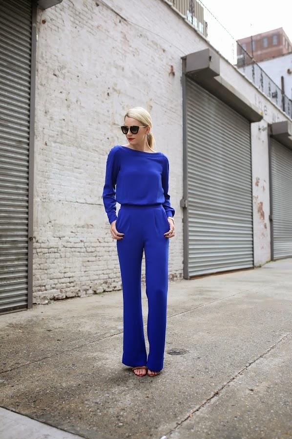 Azul Klein sempre arrasando!!