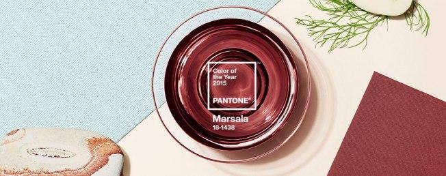 marsala cor do ano 2015 pantone