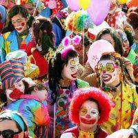 As cores do Carnaval!!!